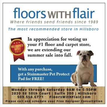 Floors with Flair Free Pet Pad